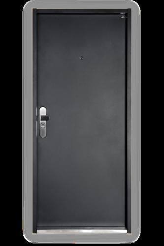 Bezpečnostné dvere Securido F3/E - hladké