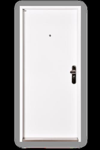 Bezpečnostné dvere Securido F3/D - hladké