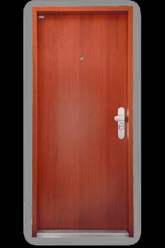 Bezpečnostné dvere Securido F3/B - hladké