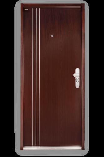 Bezpečnostné dvere Securido F1/C - s troma pásmi