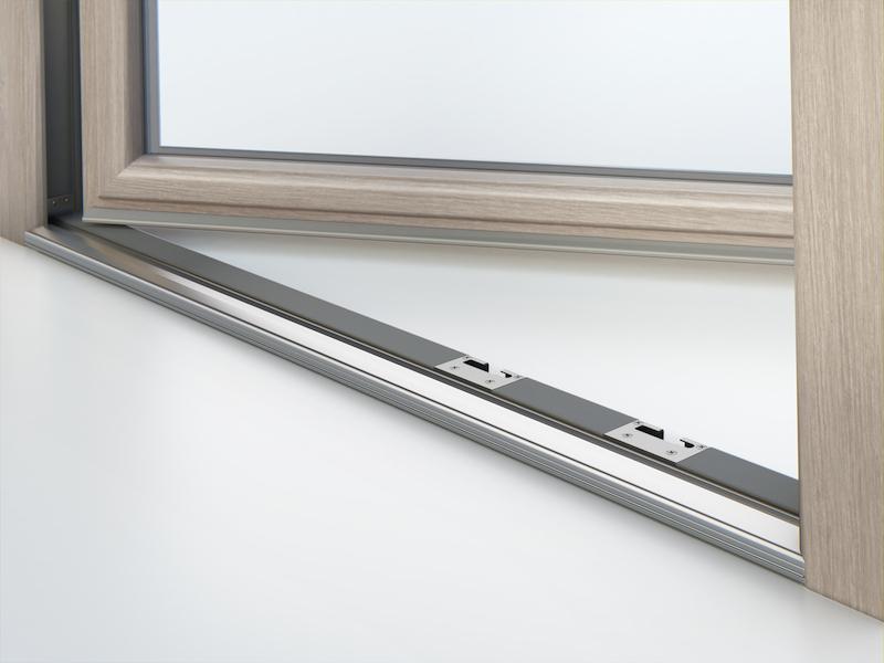 Plastové okná prolux nízky prah