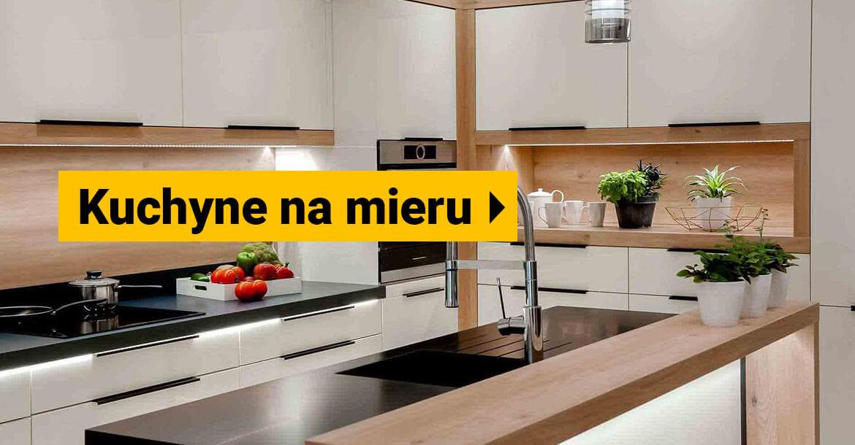 Kuchyne na mieru Bratislava